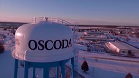 Oscoda-Water-Tower